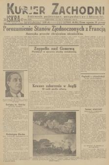 Kurjer Zachodni Iskra : dziennik polityczny, gospodarczy i literacki. R.23, 1932, nr223