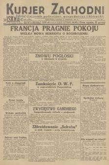 Kurjer Zachodni Iskra : dziennik polityczny, gospodarczy i literacki. R.23, 1932, nr226