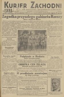 Kurjer Zachodni Iskra : dziennik polityczny, gospodarczy i literacki. R.23, 1932, nr276