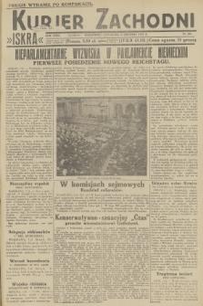 Kurjer Zachodni Iskra. R.23, 1932, nr290 [po konfiskacie]