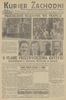 Kurjer Zachodni Iskra. R.23, 1932, nr298
