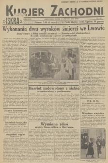 Kurjer Zachodni Iskra. R.23, 1932, nr305