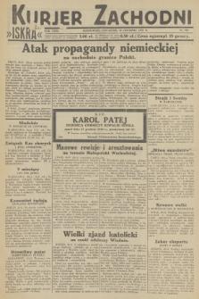 Kurjer Zachodni Iskra. R.23, 1932, nr308