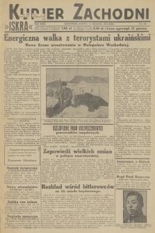 Kurjer Zachodni Iskra. R.23, 1932, nr310