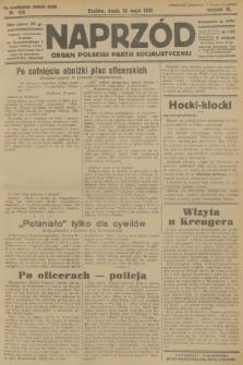 Naprzód : organ Polskiej Partji Socjalistycznej. 1931, nr108