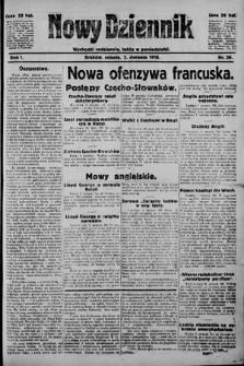 Nowy Dziennik. 1918 , nr26