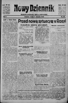 Nowy Dziennik. 1918 , nr30