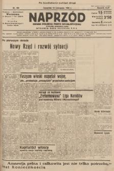 Naprzód : organ Polskiej Partji Socjalistycznej. 1935, nr355