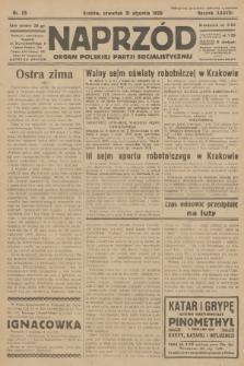 Naprzód : organ Polskiej Partji Socjalistycznej. 1929, nr25