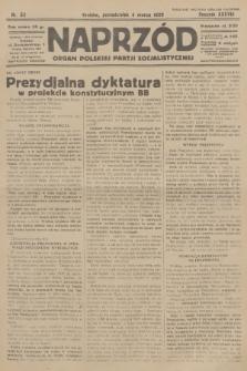 Naprzód : organ Polskiej Partji Socjalistycznej. 1929, nr52