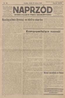 Naprzód : organ Polskiej Partji Socjalistycznej. 1929, nr59
