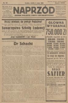 Naprzód : organ Polskiej Partji Socjalistycznej. 1929, nr101