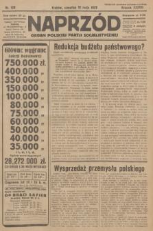 Naprzód : organ Polskiej Partji Socjalistycznej. 1929, nr109