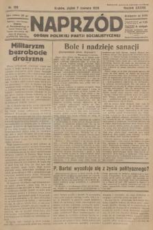 Naprzód : organ Polskiej Partji Socjalistycznej. 1929, nr126