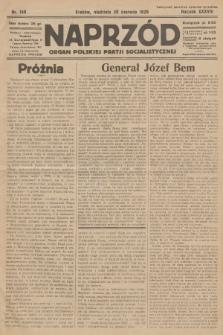 Naprzód : organ Polskiej Partji Socjalistycznej. 1929, nr146