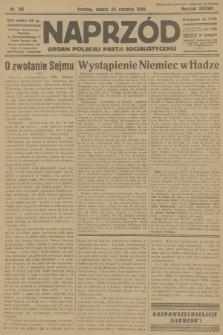Naprzód : organ Polskiej Partji Socjalistycznej. 1929, nr191