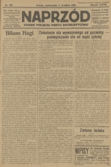 Naprzód : organ Polskiej Partji Socjalistycznej. 1929, nr199