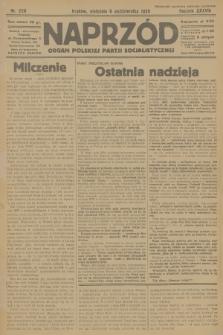 Naprzód : organ Polskiej Partji Socjalistycznej. 1929, nr228