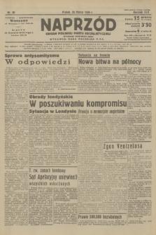 Naprzód : organ Polskiej Partji Socjalistycznej. 1936, nr90