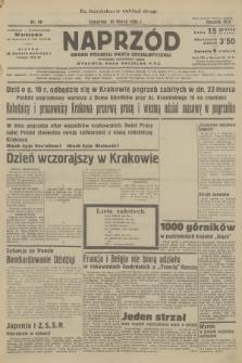Naprzód : organ Polskiej Partji Socjalistycznej. 1936, nr99