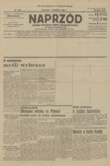 Naprzód : organ Polskiej Partji Socjalistycznej. 1936, nr109