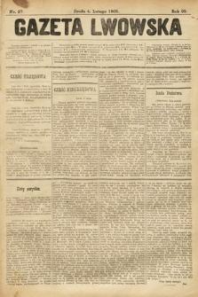 Gazeta Lwowska. 1903, nr27
