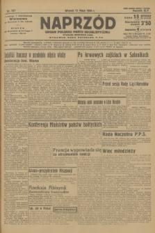 Naprzód : organ Polskiej Partji Socjalistycznej. 1936, nr157