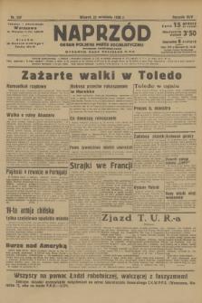 Naprzód : organ Polskiej Partji Socjalistycznej. 1936, nr297