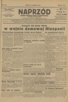 Naprzód : organ Polskiej Partji Socjalistycznej. 1936, nr346