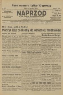 Naprzód : organ Polskiej Partji Socjalistycznej. 1936, nr358
