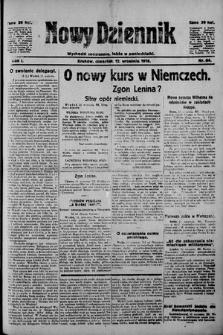 Nowy Dziennik. 1918 , nr64