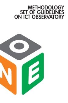 Methodology set of guidelines on ICT observatory