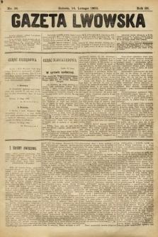 Gazeta Lwowska. 1903, nr36