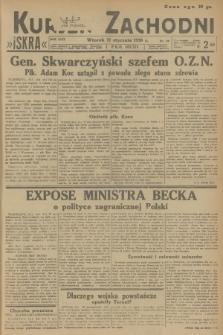 Kurjer Zachodni Iskra. R.29, 1938, nr10