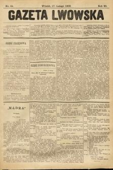Gazeta Lwowska. 1903, nr38