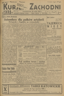 Kurjer Zachodni Iskra. R.29, 1938, nr147
