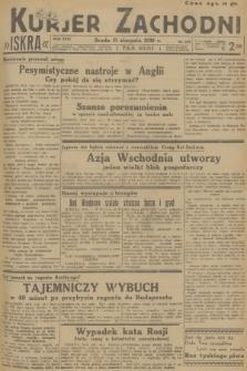 Kurjer Zachodni Iskra. R.29, 1938, nr238
