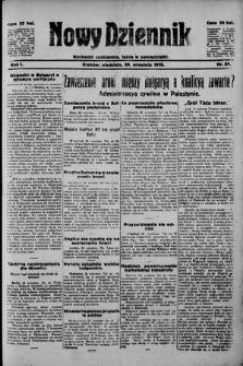 Nowy Dziennik. 1918 , nr80