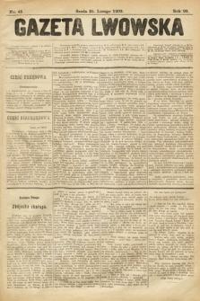 Gazeta Lwowska. 1903, nr45