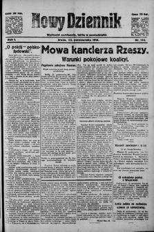 Nowy Dziennik. 1918 , nr104