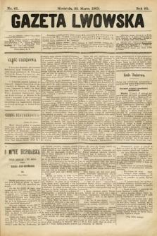 Gazeta Lwowska. 1903, nr67