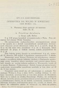 Bellona : miesięcznik wojskowy wydawany przez Wojskowy Instytut Naukowo-Wydawniczy. R.10 [i.e.11], T.32, 1928, Zeszyt2-3