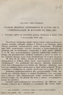 Bellona : dwumiesięcznik wojskowy wydawany przez Wojskowy Instytut Naukowo-Wydawniczy. R.14, T.39, 1932, Zeszyt3