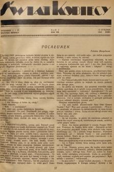 Świat Kobiecy. R.8, 1928, nr2