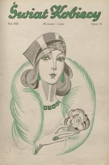 Świat Kobiecy. R.8, 1928, nr18 + wkładka