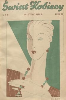 Świat Kobiecy. R.11, 1931, nr4