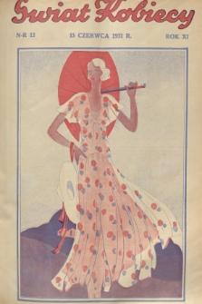 Świat Kobiecy. R.11, 1931, nr12