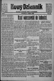 Nowy Dziennik. 1918 , nr147