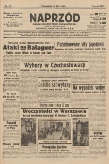 Naprzód : organ Polskiej Partji Socjalistycznej. 1938, nr149