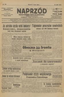 Naprzód : organ Polskiej Partji Socjalistycznej. 1938, nr184